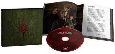 wardruna digibook