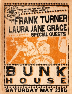 FRANK TURNER laura jane grace vegas 523