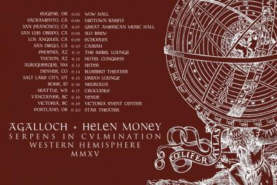 agalloch helen money tour