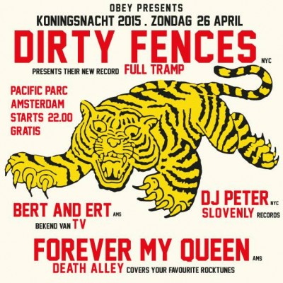 death alley dirty fences