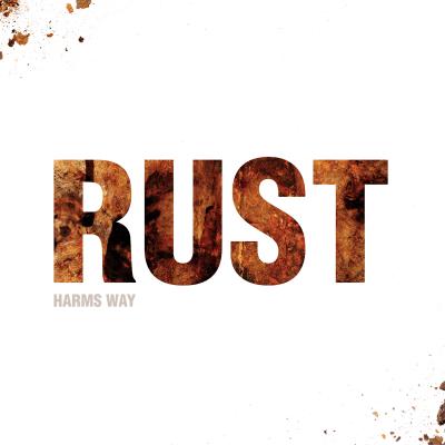 harms way rust album cover