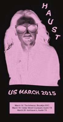 haust us tour post march 2015