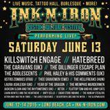 ink n iron 2015 saturday lineup