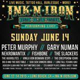 ink n iron 2015 sunday lineup