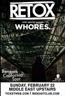 retox and whores