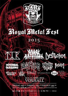 royal metal fest 2015
