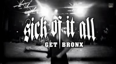 sick of it all get bronx
