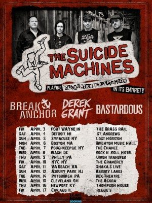suicide machines break anchor dereky anchor bastarous tour