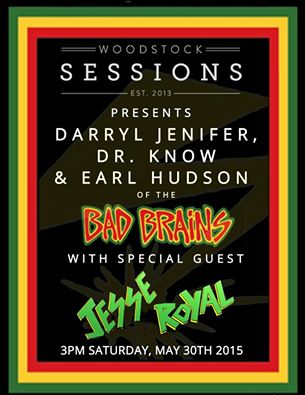 bad brains woodstock sessions