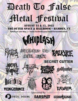 death to false metal festival