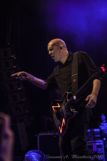Devin Townsend, by Susanne A. Maathuis Photography