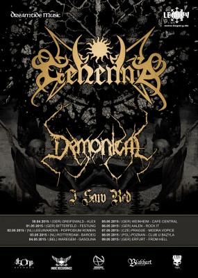 gehenna demonical tour