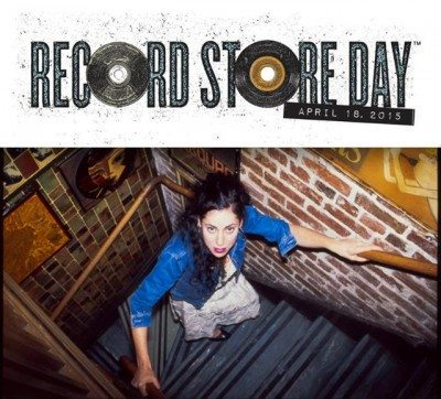 karina denike record store day