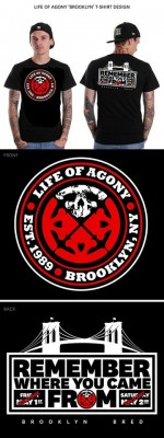 life of agony remember where you came from
