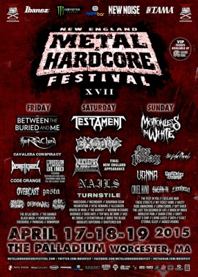 new england metal and hardcore april 2 2015