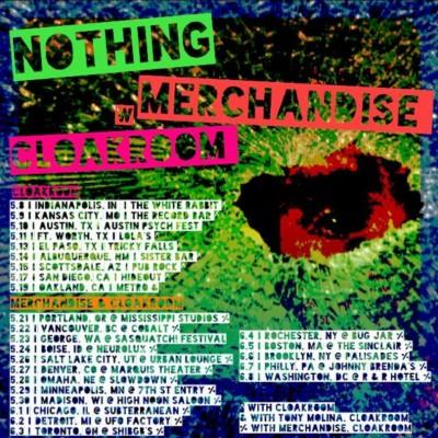 nothing tour