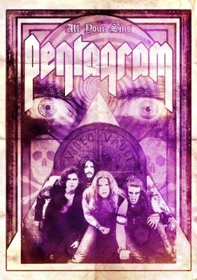 pentagram dvd