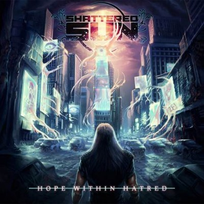 shattered sun album cover 2015