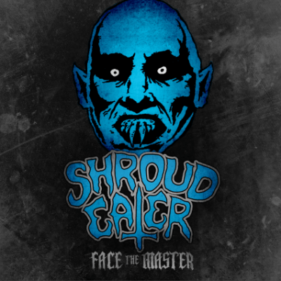 shroud eater EP cover face the master