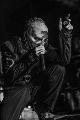 Slipknot, by Brent B Photography
