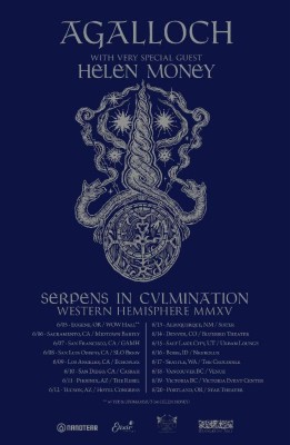agalloch helen money tour 2