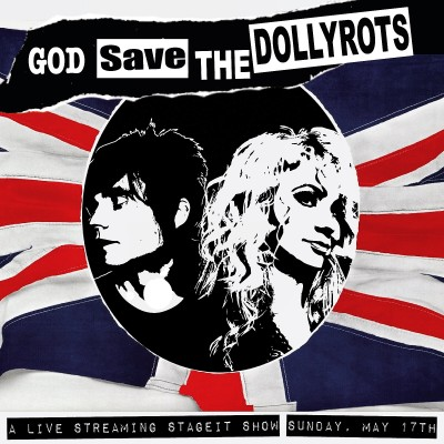 god save the dollyrots stageit