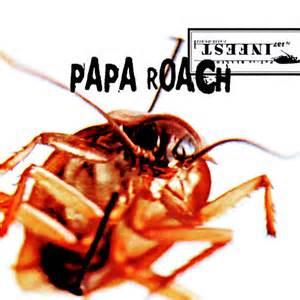papa roach infest