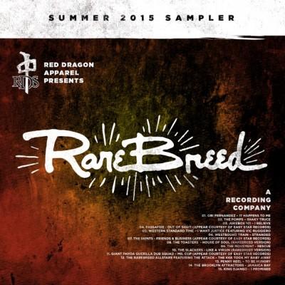 rare breed recording company free sampler