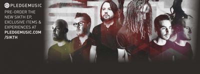 sikth pledgemusic