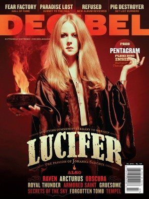 Lucifer Decibel cover