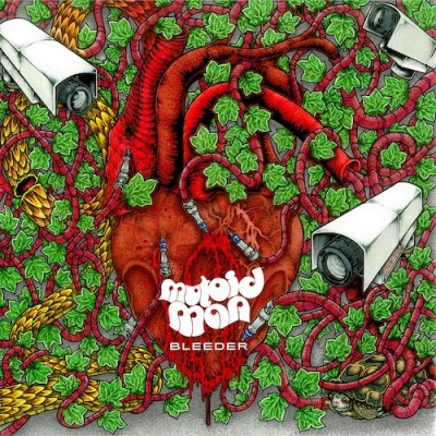 Mutoid Man Bleeder album cover 2015