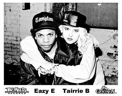 eazy e and tarrie b