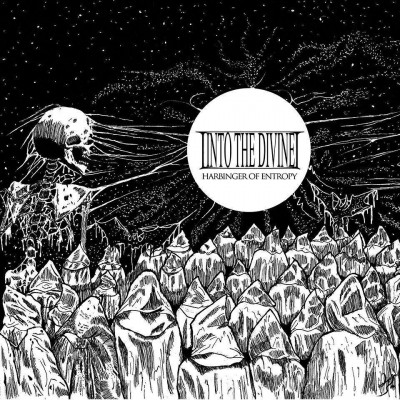 into the divine harbinger of entropy album cover