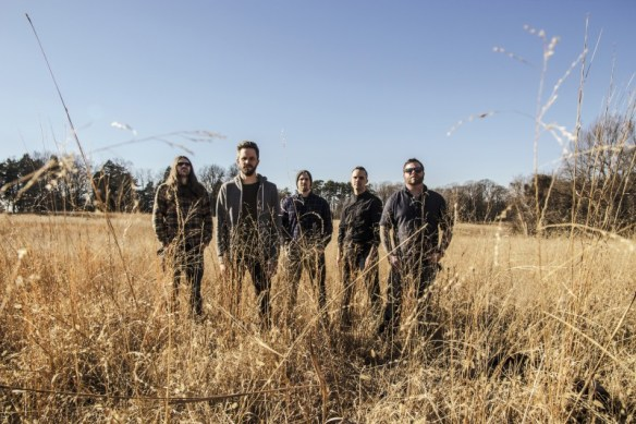 Between the Buried and Me, photo by Justin Reich