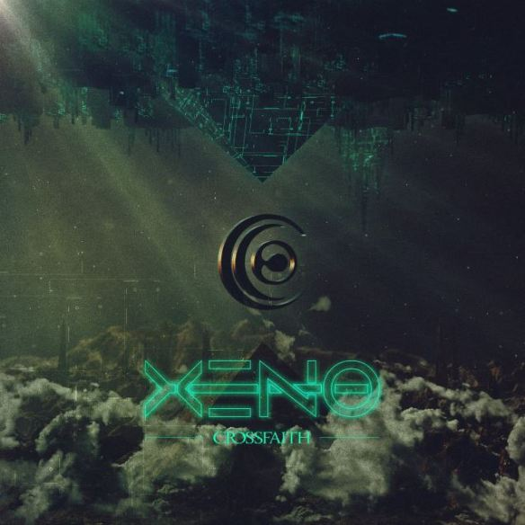 Crossfaith Xeno album cover 2015