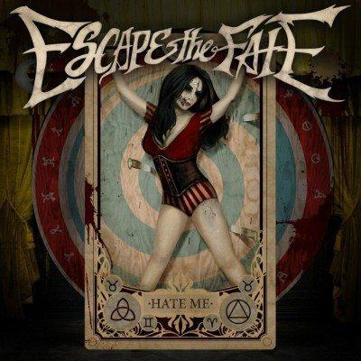Escape the Fate Hate Me Album cover