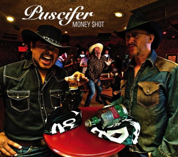 Pucifer Money shot album cover