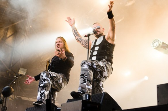 Sabaton, photo credit by Sabrina Ramdoyal
