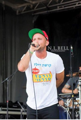 Kosha Dillz Live At Vans Warped Tour 2015