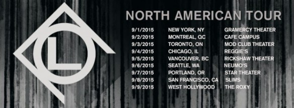 Cult of Luna Fall US TOur 2015 admat