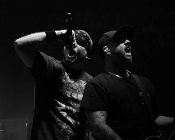 Hatebreed, by Steve Watkins,