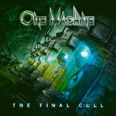 One Machine The Final Cull album cover 2015