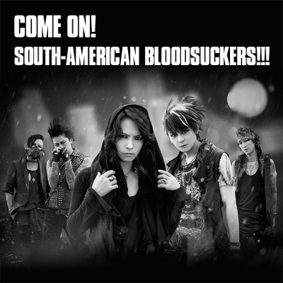 vamps come on south american bloodsuckers