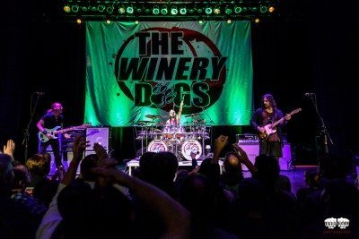 The Winery Dogs, by Evil Robb Photography