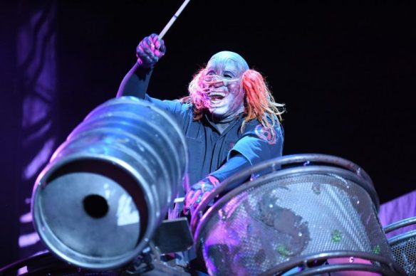 Slipknot, photo credit: Stephanie Cabral