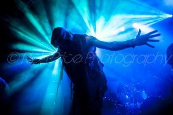 Primordial at Damnation Festival 2015. Photo Credit: Rich Price