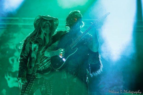 Rob Zombie, by Melina D Photography