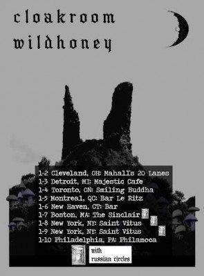 cloakroom wildhoney