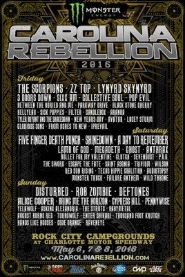 Carolina Rebellion 2016 Admat_1