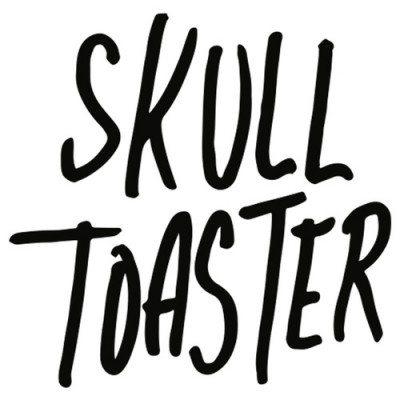 Skull Toaster Logo